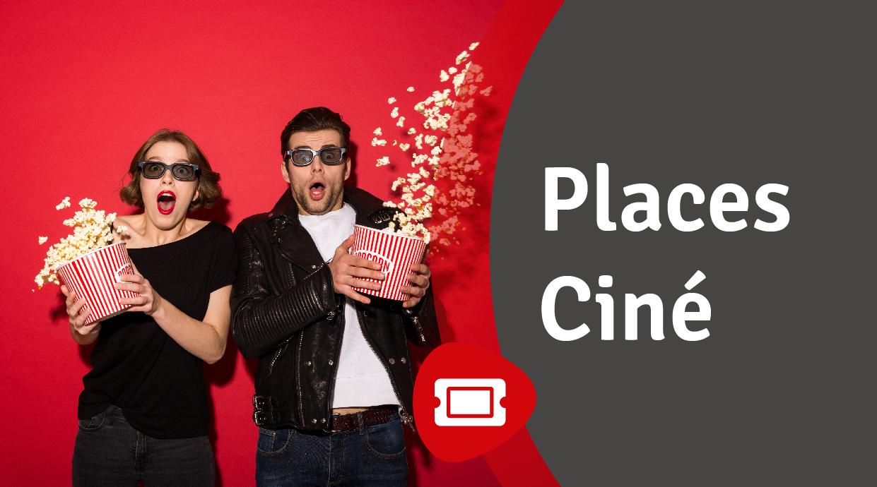 Places de Cinéma